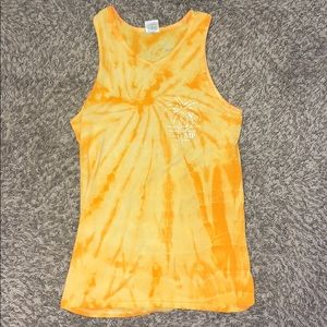Mayday Parade Tank Top **AUTOGRAPHED**